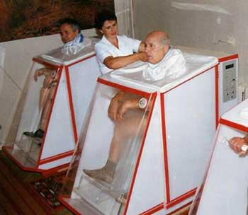 Как сделать углекислую ванну